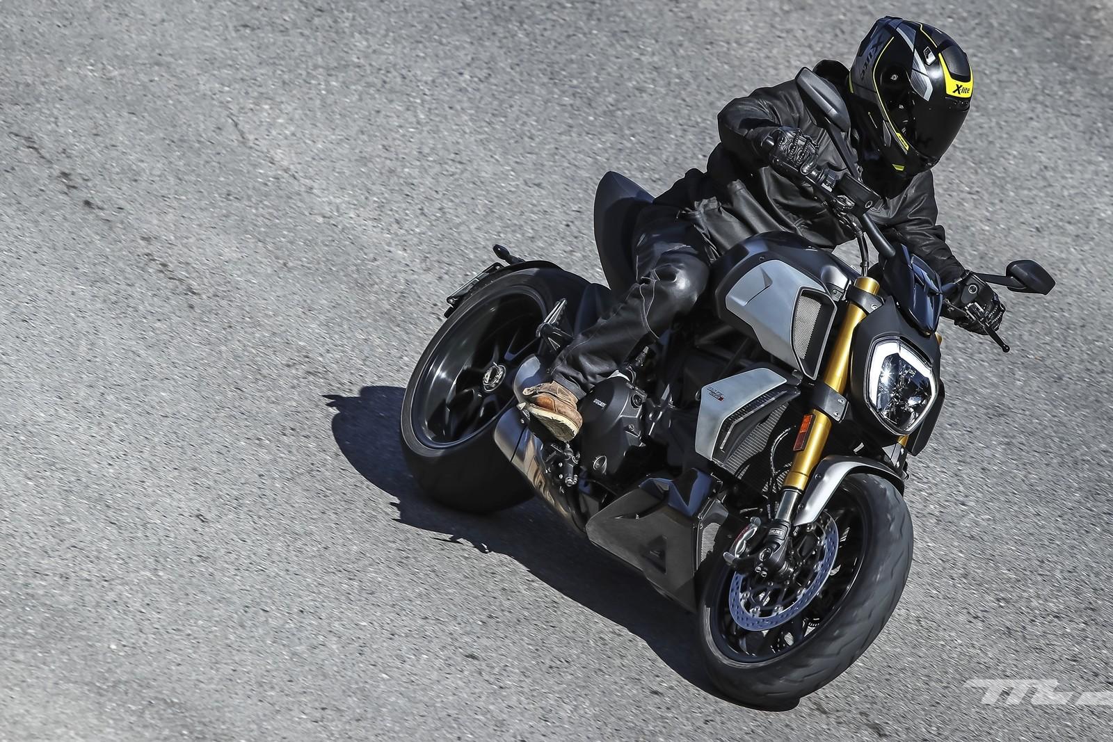 Foto de Ducati Diavel 1260 S 2019, prueba (4/59)