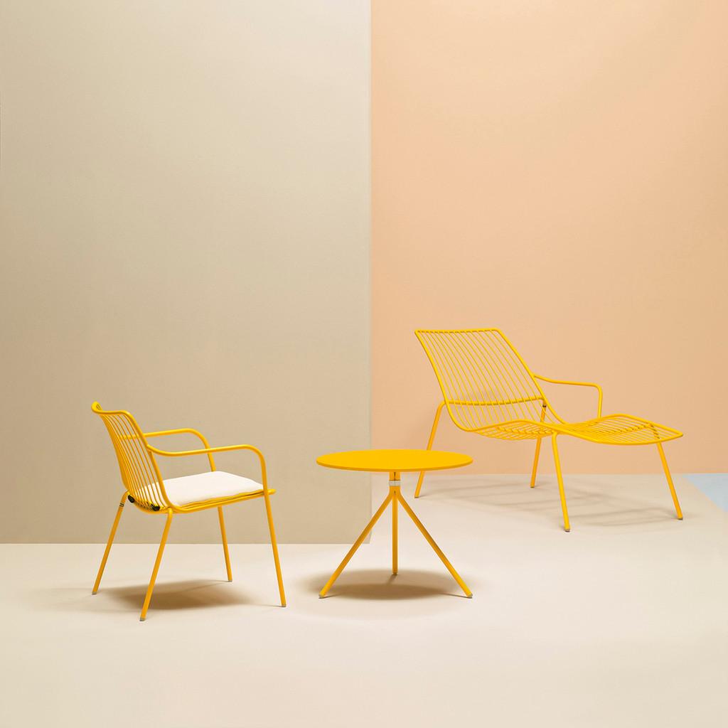 NOLITA: una colección inspirada en el estilo vintage para interiores y exterior de estructura nostálgica y con diseño italiano