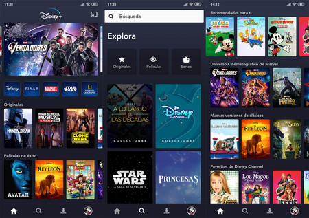 Disney Plus Android