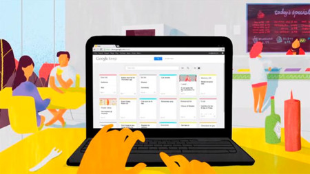 Google Keep, así es el nuevo gestor de notas de Google