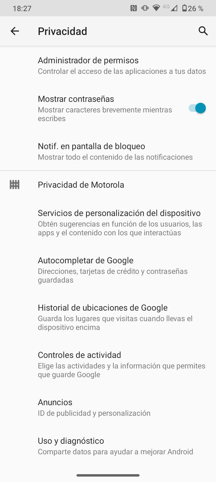 Foto de Android 11 + Moto App Launcher (24/25)
