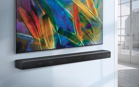 Si los últimos modelos de TV de alta gama lo dan todo en calidad de imagen, pongamos el sonido a su altura