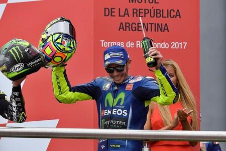 Valentino Rossi Motogp Argentina 2017