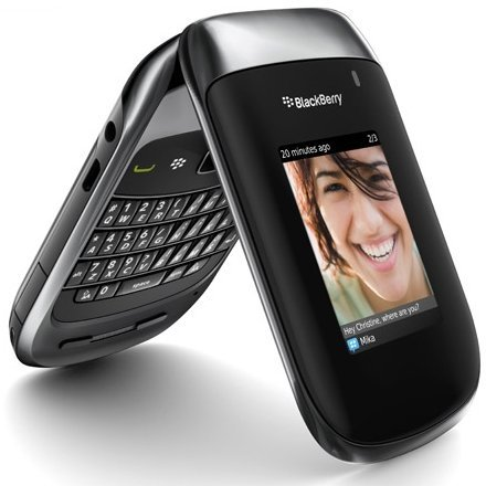 BlackBerry Style 9670 disponible en los Estados Unidos a fin de mes