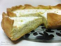Receta de pastel al queso