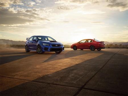 Subaru Wrx Y Wrx Sti 2018 10