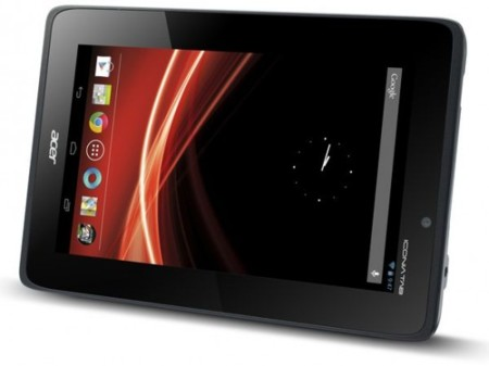Acer Iconia Tab 110 quiere ser la competencia de Nexus 7
