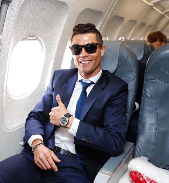 Cristiano Ronaldo se pone ¿romántico? en Instagram
