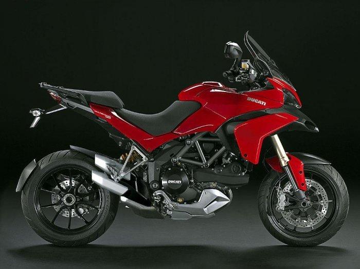 Ducati Multistrada 1200, fotos filtradas
