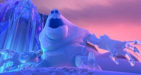 El monstruo de hielo de