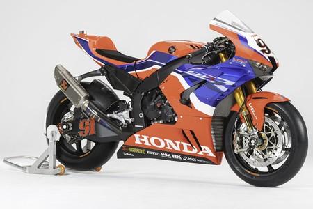 Haslam Honda Sbk 2020