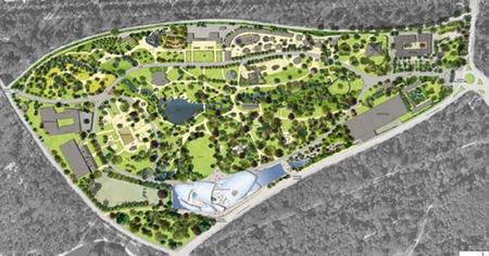 planos ubicacion museo LVMH