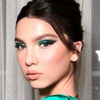 Una obsesión para nuestros looks de fiesta: las sombras de ojos verdes