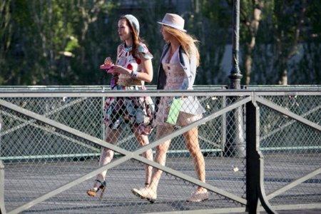 Todos los últimos looks de Blake Lively: una Gossip Girl en París III