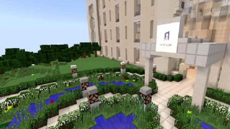 "Grupo de antifumadores abre ""clínica"" en Minecraft"