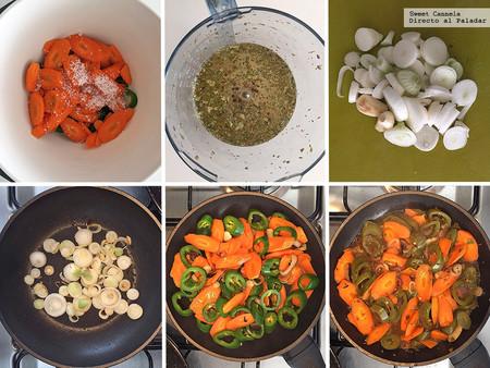 Cómo preparar chiles en escabeche caseros
