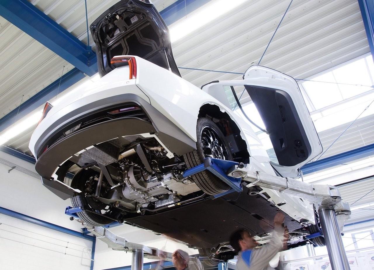 Foto de Volkswagen XL1 (19/19)