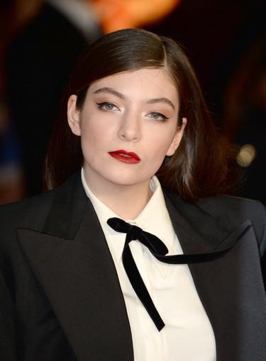 ¿Está Lorde buscando ser una nueva it girl de moda?