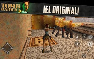Tomb Raider, la primera épica aventura de Lara Croft llega a Android con su juego original