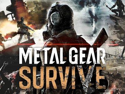 Konami muestra el Single-Player de Metal Gear Survive y te invita a poner a prueba su online anunciando su beta para consolas