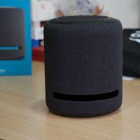 El Echo Studio es el altavoz más potente de Amazon, y está a su precio mínimo histórico: 174,99 euros, con tecnología Dolby Atmos