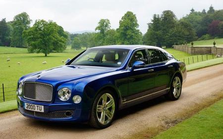 Bentley Mulsanne Speed podría ser presentado en el Auto Show de Paris