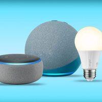 Echo Dot de tercera y cuarta generación de oferta en Amazon México: también te puedes llevar un foco inteligente con descuento