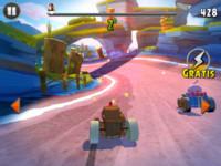 Los pájaros se echan a la carrera: Angry Birds Go! ya está disponible en la App Store