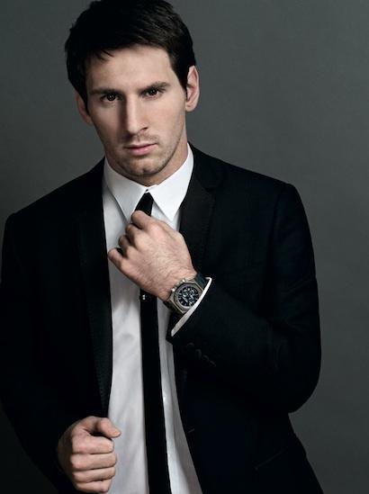 Leo Messi ya tiene su edición limitada de Audemars Piguet