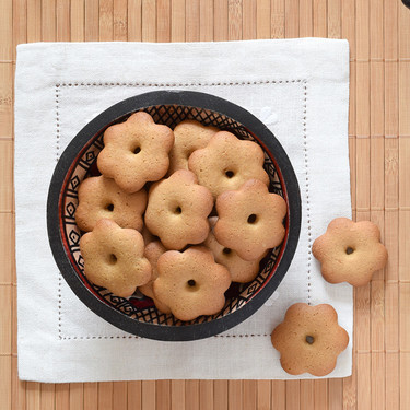 Receta de galletas soba boro, las deliciosas pastas japonesas ideales para el té