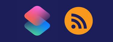 Así sigo mis RSS favoritos con un atajo y la lista de lectura de Safari