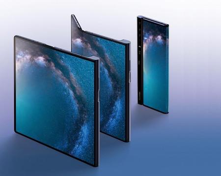 Huawei presenta un nuevo artículo de lujo, su smartphone Mate X: un teléfono flexible y el más caro del mundo