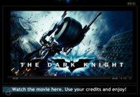 Facebook empieza a probar el alquiler de películas con Warner
