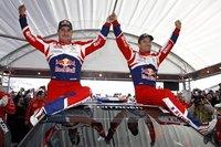 Sexta victoria de Sébastien Loeb en el Rally de Montecarlo