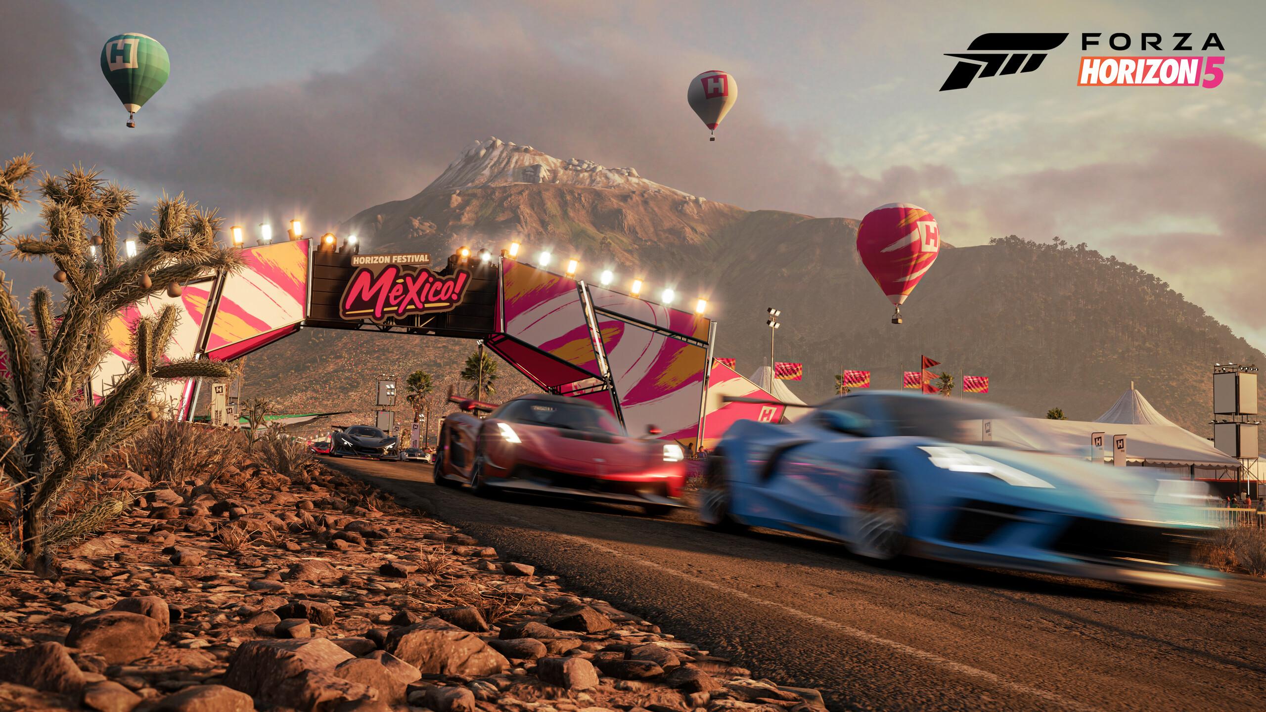 Foto de Forza Horizon 5: México (5/11)