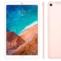Xiaomi Mi Pad 4 Plus: más pantalla, más memoria y más batería para la primera tablet Xiaomi de gran formato