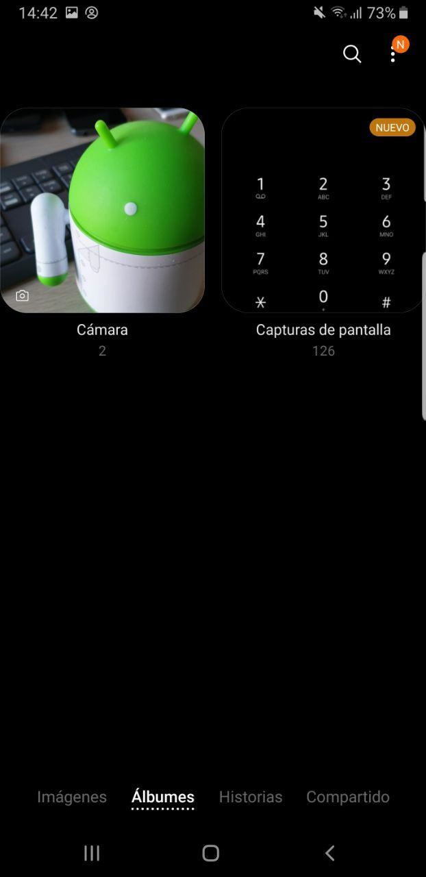 Foto de Android 9 Pie con One UI en el Samsung Galaxy Note 9 (31/34)