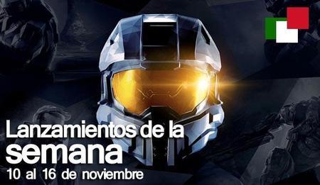 Lanzamientos de la semana en México del 10 al 16 de noviembre