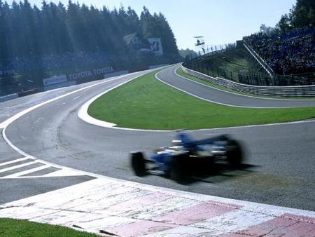 Spa-Francorchamps no tendrá Fórmula 1 en 2010