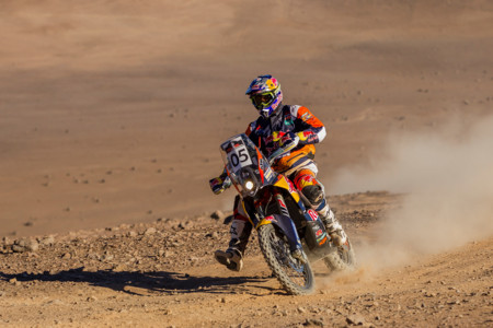 Toby Price Rally Atacama Ktm 2016