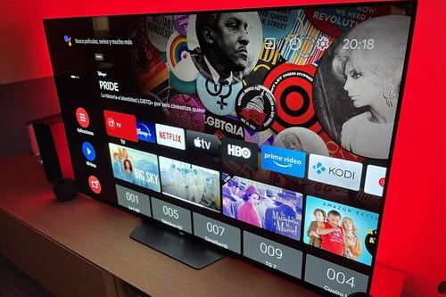 Cómo configurar la pantalla de inicio de tu televisor con Android TV según tus preferencias de uso