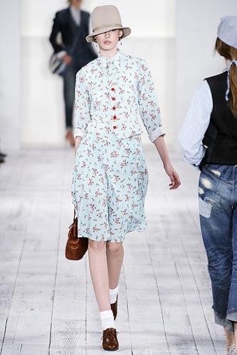 Foto de Ralph Lauren, Primavera-Verano 2010 en la Semana de la Moda de Nueva York (13/23)