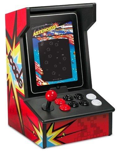 iCade, el iPad vuelve a la época dorada de las máquinas arcade