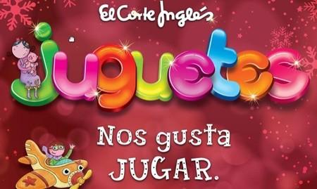 El catálogo de juguetes de El Corte Inglés para la Navidad 2013 porque nos gusta jugar