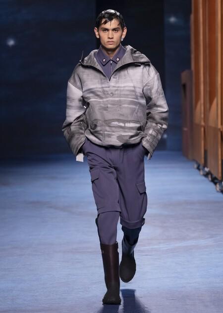 Dior Winter21 Look 37