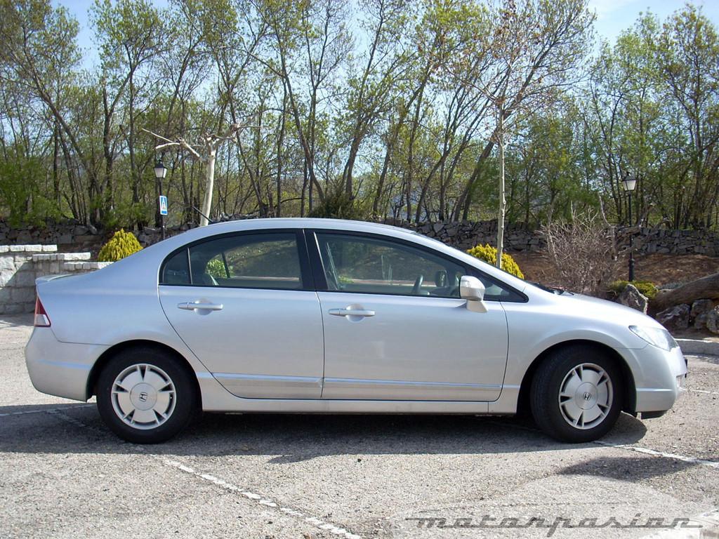 Honda Civic Hybrid (prueba)