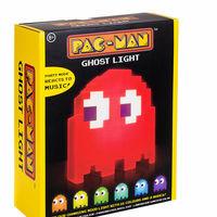 Lámpara retro Pac-Man, con 16 colores y modo fiesta, por 22,59 euros y envío gratis