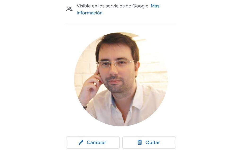 Contactos de Google es ahora la forma más rápida de cambiar tu foto de perfil de Google
