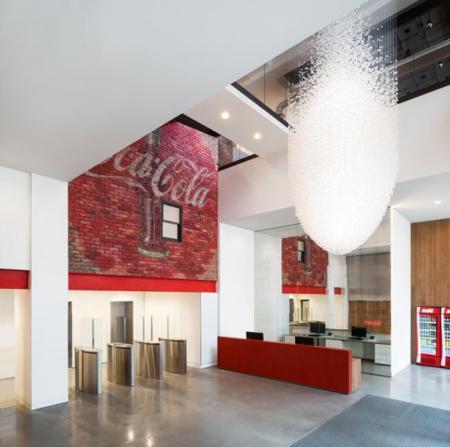 Oficinas Coca-Cola en Londres - 2