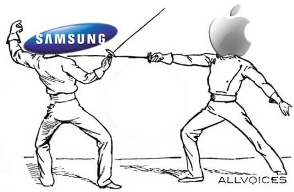 Apple contra Samsung